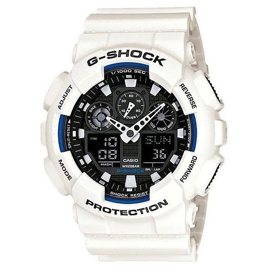 Relógio G-shock Ga-100b-7adr