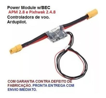 Power Module Apm 2.8 / Pix4 2.4.8 Plug Xt60 + Super Bonus