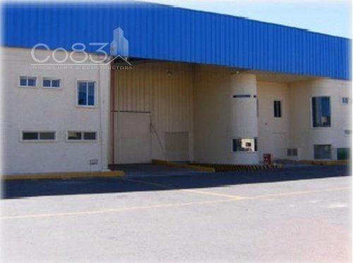 Renta - Bodega Industrial - Querétaro - 2900 M2