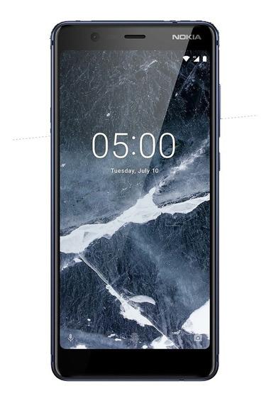 Celular Nokia 5.1 - Pantalla 5.5 Octa-core -4g Lte 1año Gtía