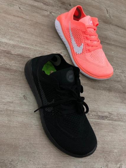 Nike * Free Flyknit * Importados * Made In Vietnam * Damas