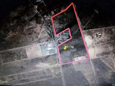 Terreno De 31 Has Cerca De Interpuerto Monterrey Salinas Victoria N.l.