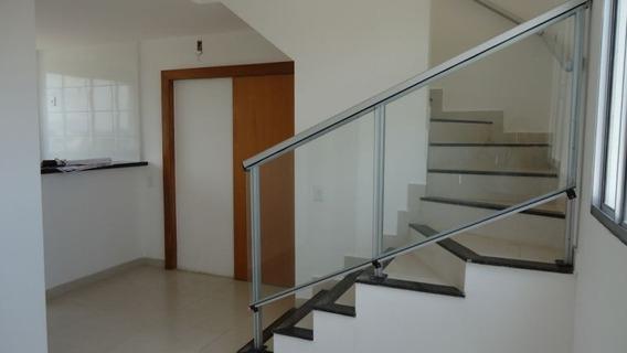Cobertura Com 3 Quartos Para Comprar No Novo Boa Vista Em Contagem/mg - 2544