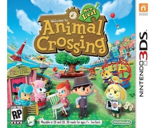 Juegos,animal Crossing New Leaf