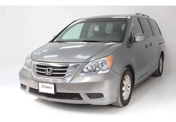 Honda Odyssey 2009 5p Exl Minivan Aut Cd Q/c