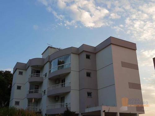 Apartamento À Venda, 63 M² Por R$ 230.000,00 - Nossa Senhora Da Saúde - Caxias Do Sul/rs - Ap0003
