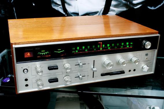 Receiver Sansui Qrx-6500
