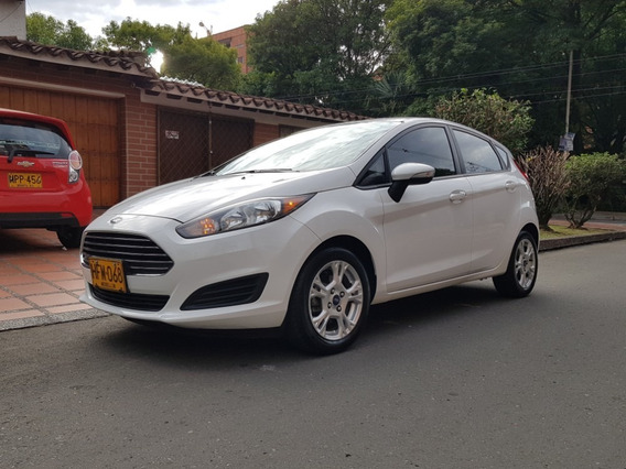 Ford Fiesta Se 2014 Autom. 1600cc Impecable, Todo 1a