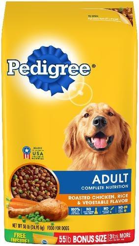Comida Perro Adulto Pedigree Sabor Pollo Asado Y Vegetales