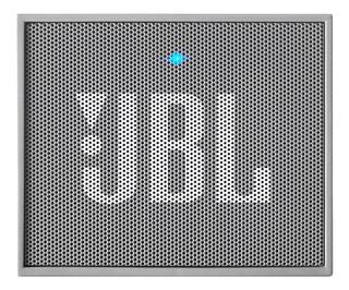 Parlante JBL Go portátil inalámbrico Grey
