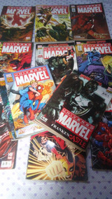 Universo Marvel - 2ª Série/panini - De 2010-2013 - Diverso