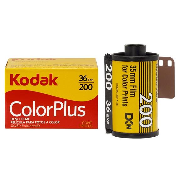 Filme Fotográfico Colorplus 36 200 Kodak