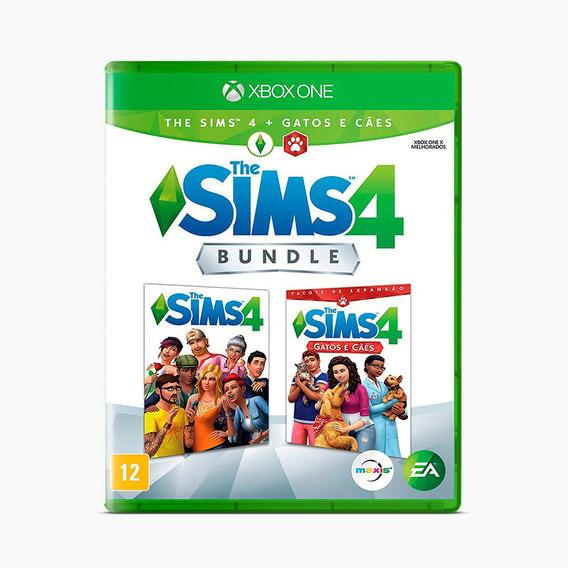 Bundle: The Sims 4 + Gatos E Cães - Xbox One