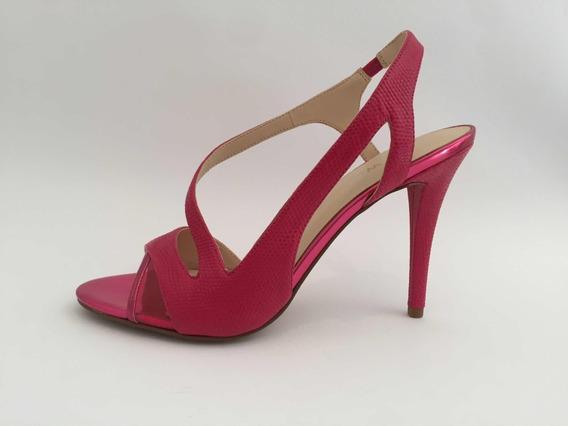 Nine West Tacones Color Rosa Talla 4.5