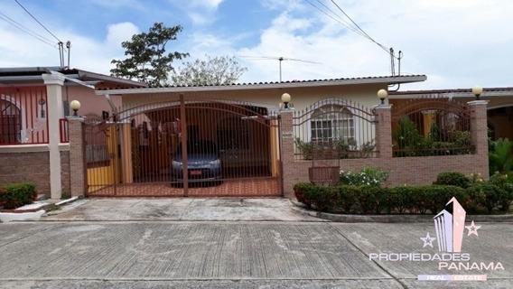 Alquilo Hermosa Casa En La Isabella De Arraijan-cr