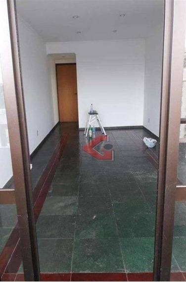 Apartamento Com 2 Dormitórios Para Alugar, 66 M² Por R$ 1.000/mês - Baeta Neves - São Bernardo Do Campo/sp - Ap2980