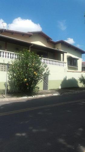 Sobrado Residencial À Venda, Parque Novo Horizonte, São José Dos Campos. - So0100