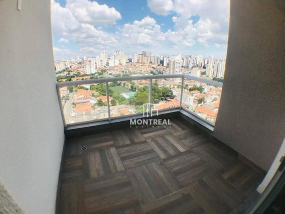 Apartamento Com 3 Dormitórios À Venda, 82 M² Por R$ 798.000,00 - Vila Mariana - São Paulo/sp - Ap1352