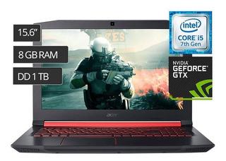 Notebook Acer Nitro 5 Gtx 1050 Ti 4 Gb