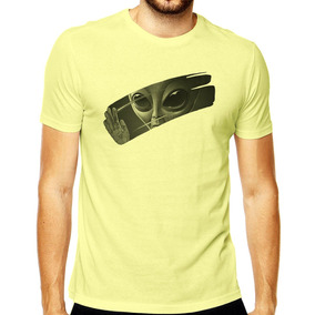 7567c293d8 Camiseta Ete Alienígenas Aliens Ufo Ovni Et Camisa Masculina