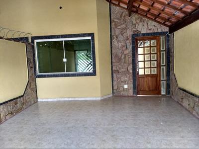 Fj162 - Casa 2 Dorm - Ent. 150 Mil - Imperador Praia Grande