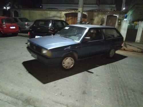 Imagem 1 de 15 de Volkswagen Pararti Cl 1.8 Ap Gasolina 89 2p Utilitário