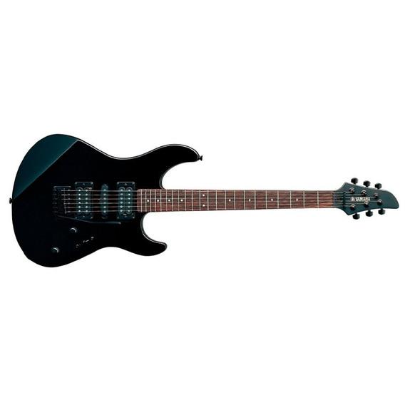 Guitarra Yamaha Rgx121z Preta 2 Humbucker 1 Single Coil Pon