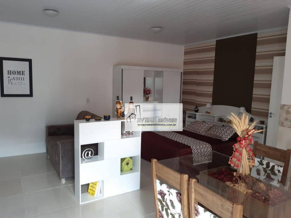 Casa Com 1 Dormitório À Venda, 36 M² Por R$ 120.000,00 - Condomínio Dominus - Sorocaba/sp - Ca1964