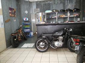 Kawasaki Kz 440 Cafe Racer , Scrambler