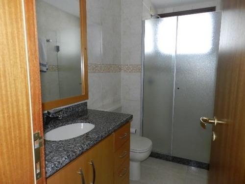 Cobertura De 3 Dormitórios Com 3 Vagas De Garagem - 3748