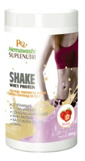 Shake Whey Proteina 550 G / Profit Nemawashi (sabores)