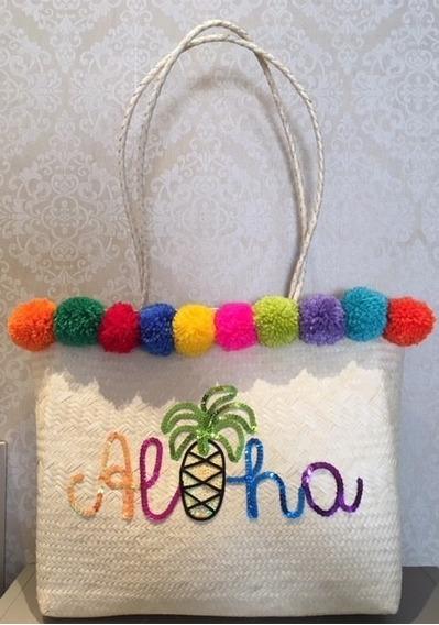Bolsa De Palha Aloha