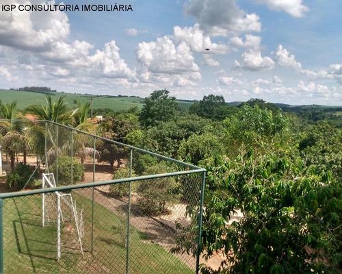 Chácara Estância Da Colina - Salto Sp - Ch00799 - 69203157