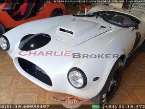 Ford Cobra V8 302 Track Day Picodromo Autodromo 1/4 Milla