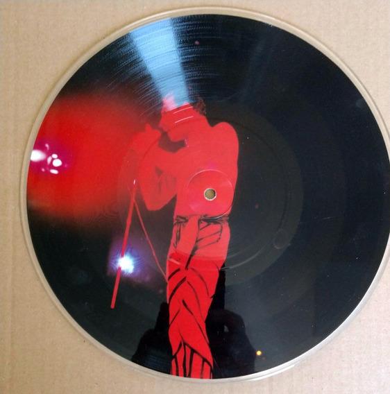 Lp Picture Disc Freddie Mercury + Brinde Lp Jazz