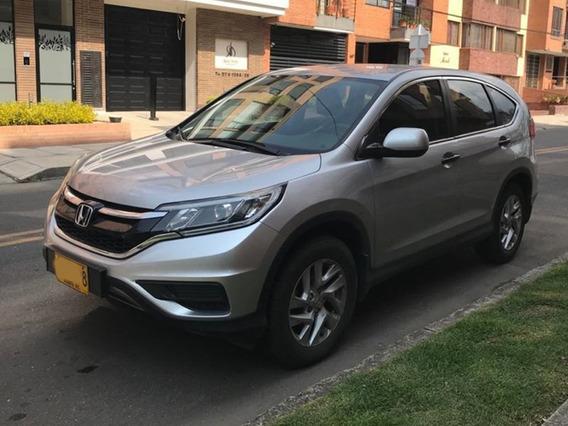 Honda Cr-v 5dr Lxc 4wd Cvt
