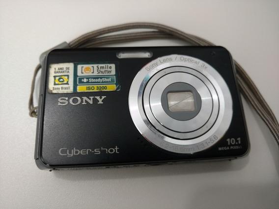 Câmera Digital Cyber-shot 10.1 Mega Pixels
