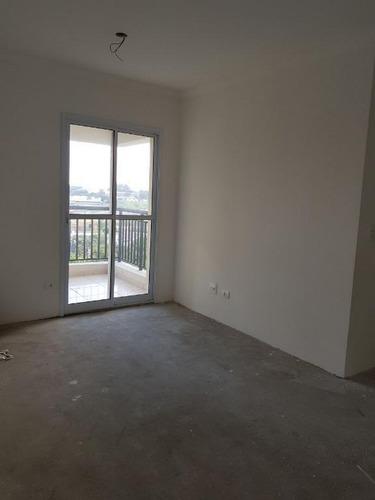 Apartamento Com 2 Dormitórios À Venda, 66 M²  - Vila Dusi - São Bernardo Do Campo/sp - Ap5550