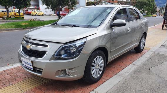 Chevrolet Cobalt Ltz Mt 1.8 Beige 2015