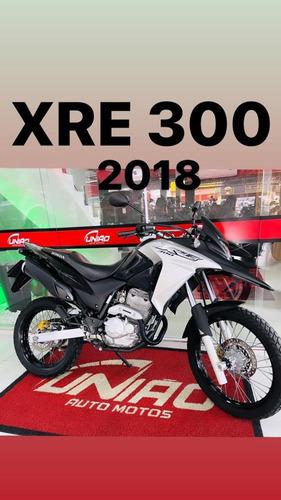 Imagem 1 de 6 de Xre 300 2018