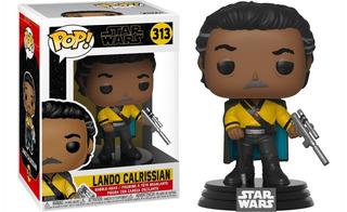 Funko Pop Star Wars Lando Calrissian 313 Muy Lejano