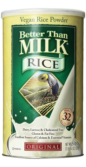Harina Para Leche De Arroz Better Than Milk Producto Vegano
