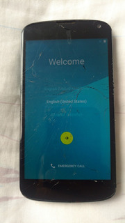 Lg Nexus 4 Para Repuestos O Cambio De Pantalla