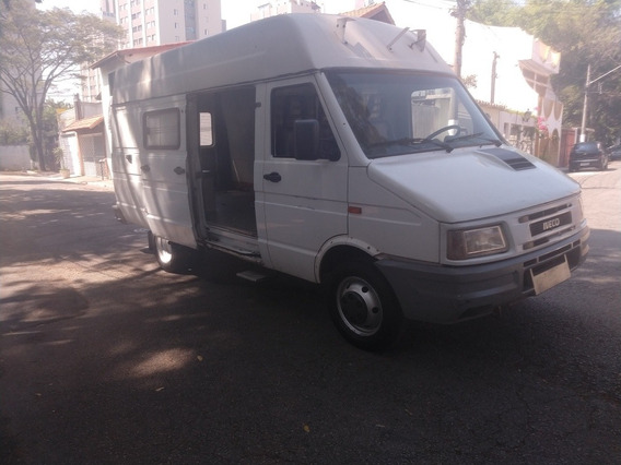Iveco Daily Furgao Ano 2004 Turbo Diesel