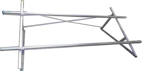 Soporte Panel Solar 3x 60/72 Celdas Alu 40x50x4