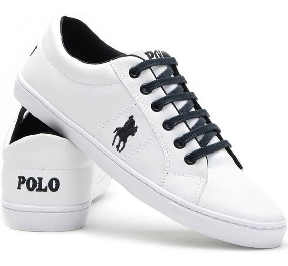 Tênis Sapatênis Masculino Polo Plus Envio Imediato Original