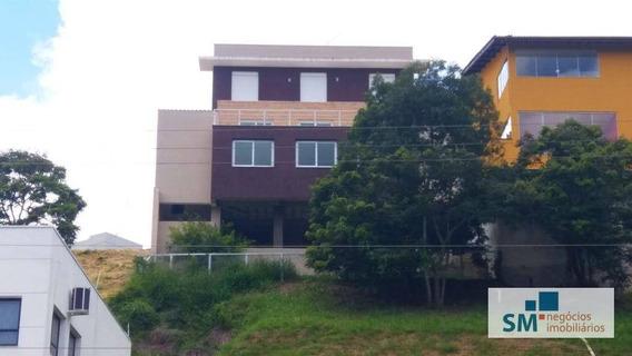 Sobrado Residencial Para Venda E Locação, Jardim Imperial Hills Iii, Arujá. - So0139