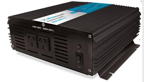 Inversor Conversor Onda Pura 24 Vdc-220 Ac 1000 Watts