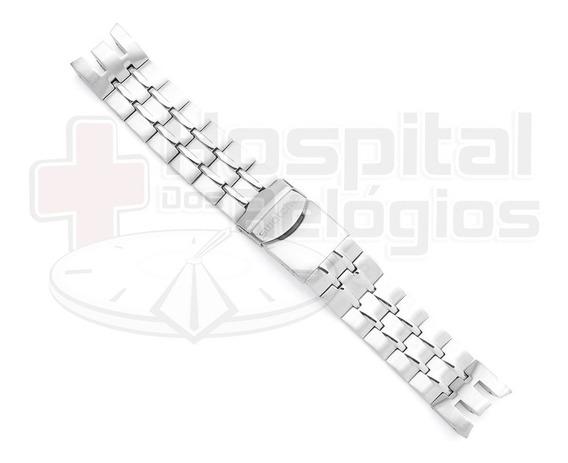 Pulseira Aço Para Swatch Retrograde Yrs403 Yrs401 21mm Yrs