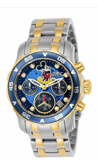 Relógio Invicta Disney Edição Limitada Caixa Exclusiva